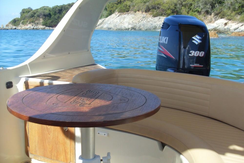 Location bateau Sacs Sacs S 870 à Propriano sur Samboat
