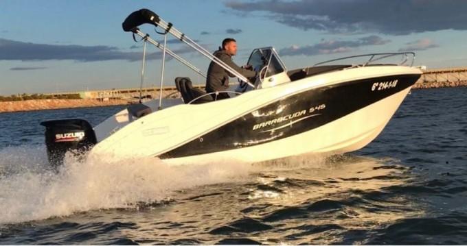 Louer Bateau à moteur avec ou sans skipper Okiboats à Torrevieja