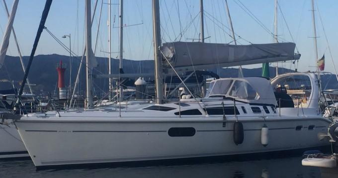 Location bateau Hunter Hunter 41 à Vigo sur Samboat