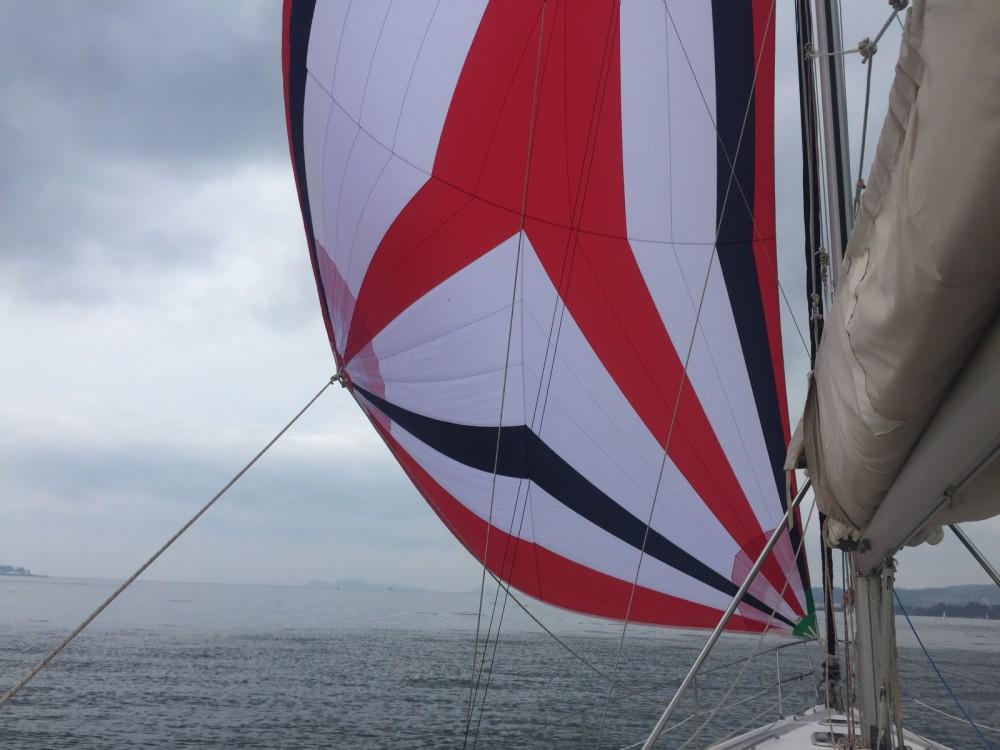 Location yacht à Vigo - Hunter Hunter 41 sur SamBoat