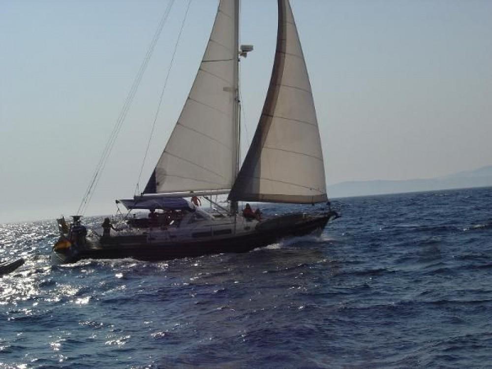 Location bateau Bénéteau Oceanis 44 CC à  sur Samboat