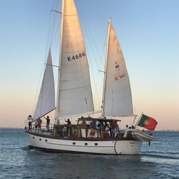 Location Voilier à Lisbon - G. L. Watson 55'' classic wooden yacht