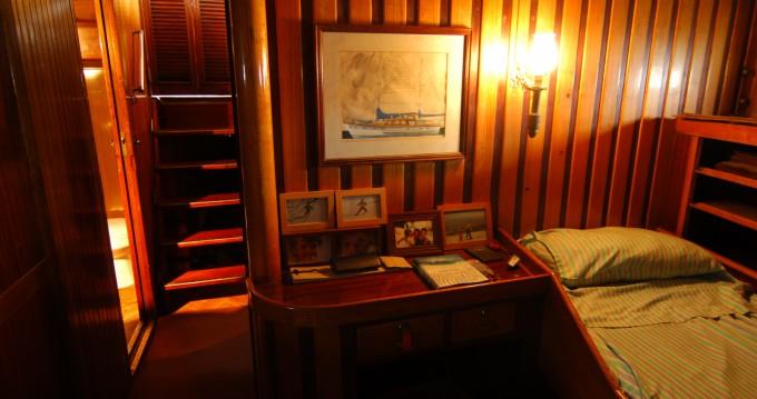 G. L. Watson 55'' classic wooden yacht entre particuliers et professionnel à Lisbon