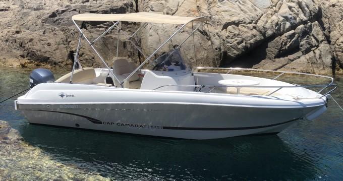 Location bateau Calvi pas cher Cap Camarat 635 Style