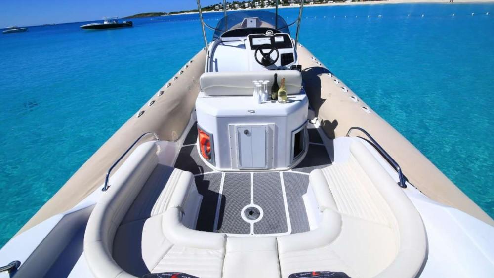 Location yacht à Santa Eulària des Riu - Sacs Stratos sur SamBoat