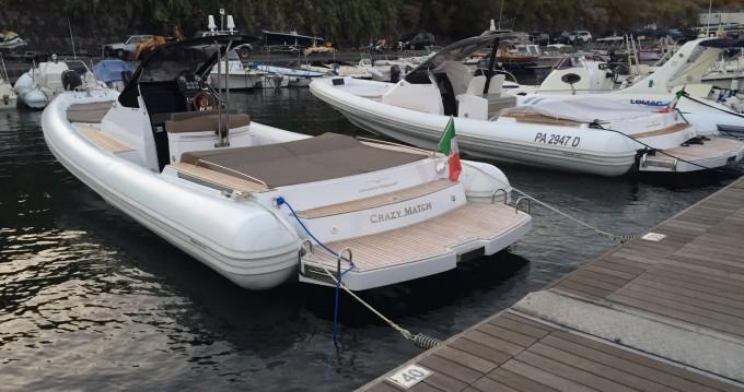 Location Semi-rigide à Île d'Ibiza - Magazzu Magazzu M11