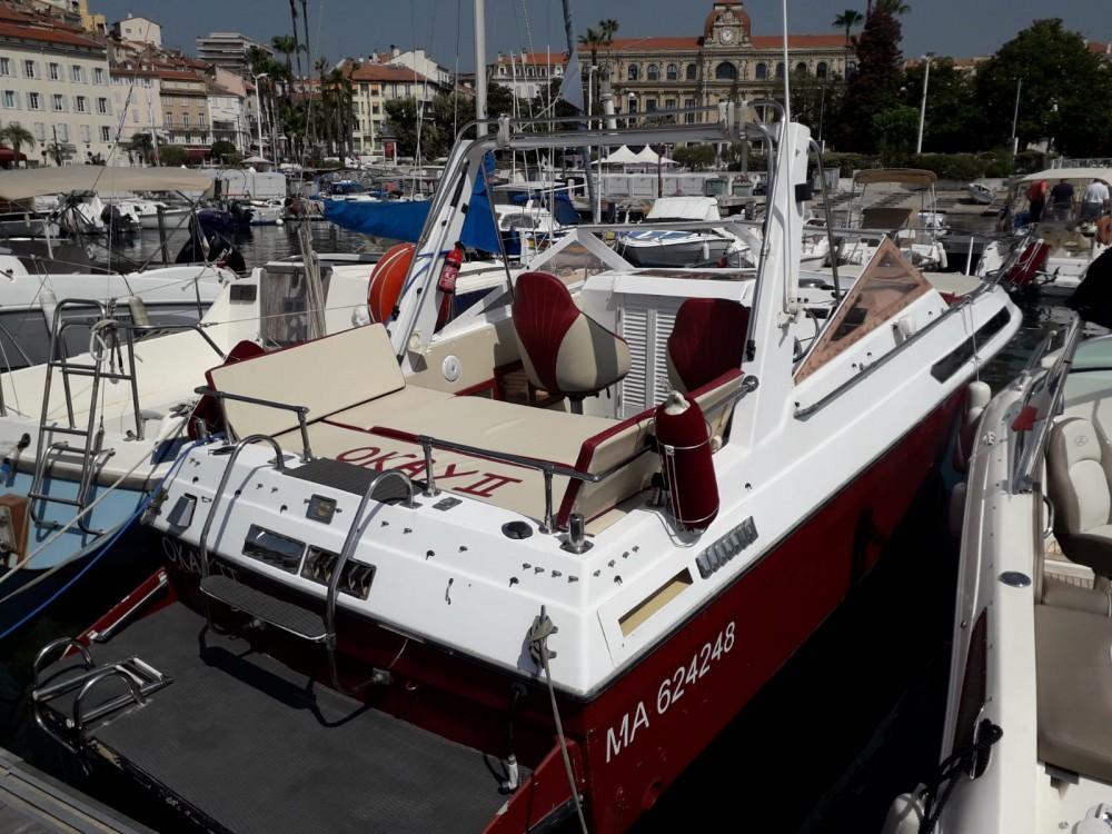 Location bateau Century Cortez 270 à Cannes sur Samboat
