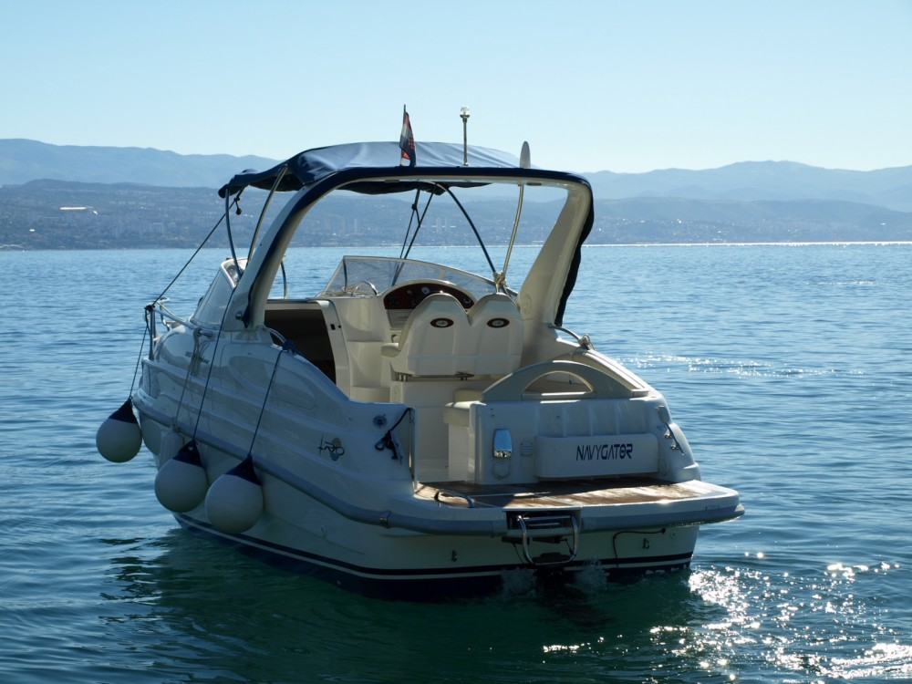 Location bateau Opatija pas cher 7.90 Day Cruiser