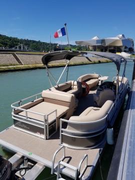 Location bateau Lyon pas cher PartyBarge 24 XP3