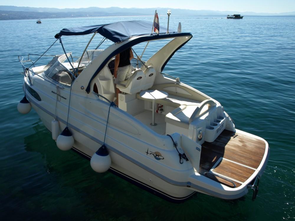 Louez un Rio Yachts 7.90 Day Cruiser à Opatija