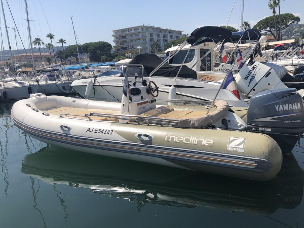 Location yacht à Golfe-Juan - Zodiac Medline 550 Strongan sur SamBoat