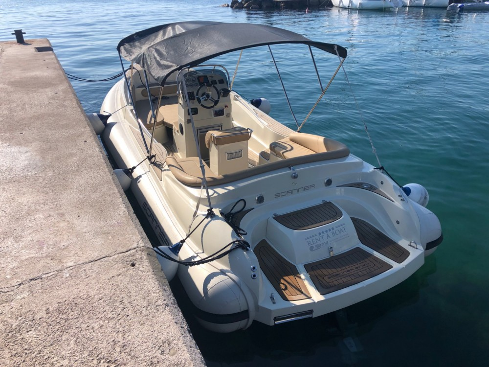 Location bateau Opatija pas cher Envy 710