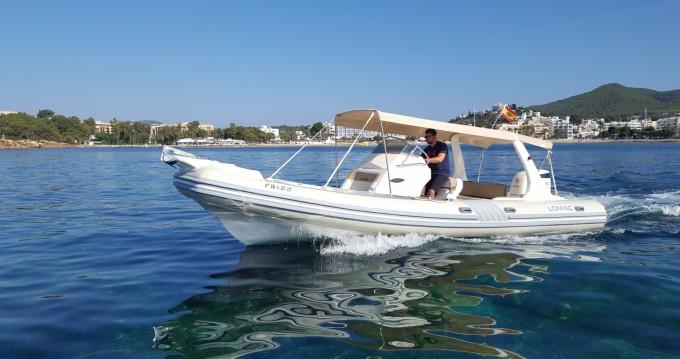 Location bateau Lomac Lomac 790 IN à Santa Eulària des Riu sur Samboat