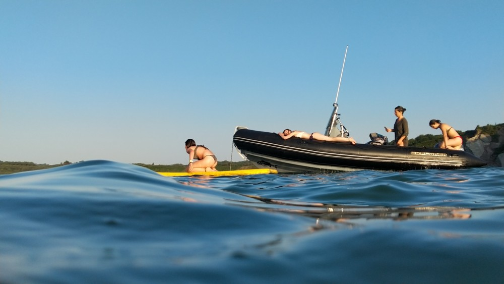 Hire RIB with or without skipper Bombard Saint-Jean-de-Luz