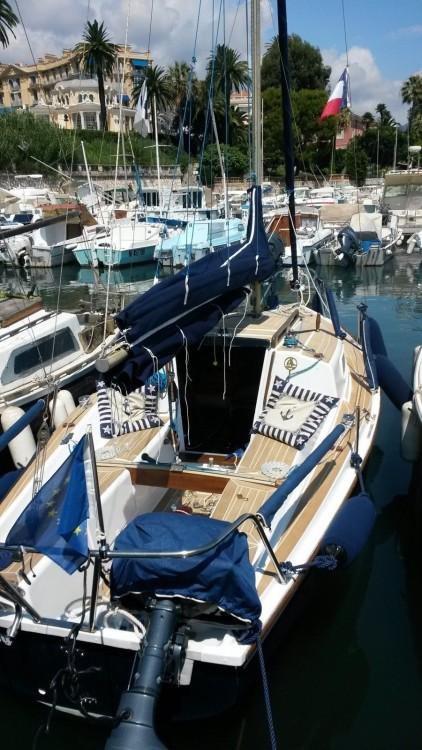 Voilier à louer à Beaulieu-sur-Mer au meilleur prix