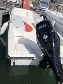 Location bateau Nauty-Boy Super gigas  à Arcachon sur Samboat