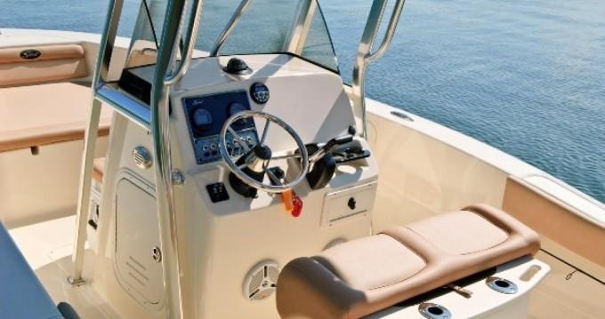 Location Bateau à moteur à Rhodes - Scout 195 sportfish