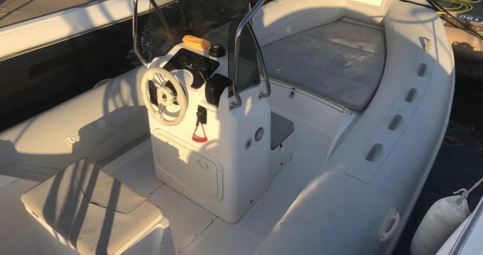 Location bateau Sainte-Maxime pas cher Tempest 626
