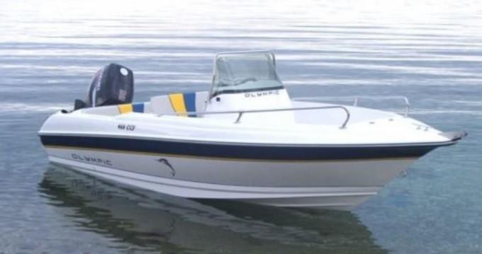 Location yacht à Rhodes - Olympic 490 sx sur SamBoat