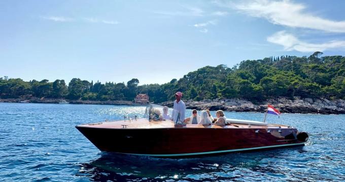 Location bateau Dubrovnik pas cher 27ft