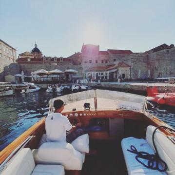 Louer Bateau à moteur avec ou sans skipper Gospar à Dubrovnik