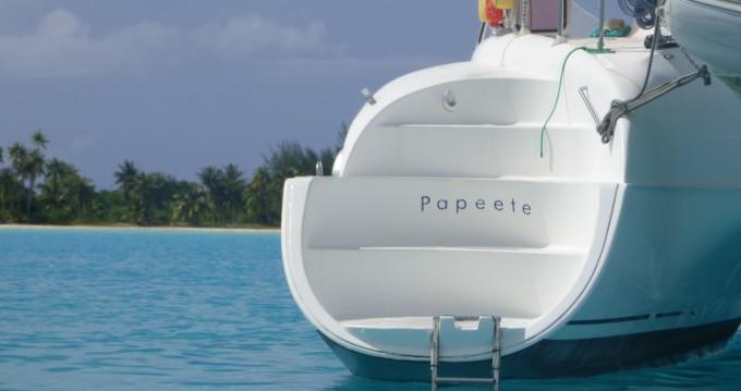 Location Catamaran à Papeete - Fountaine Pajot Bahia 46