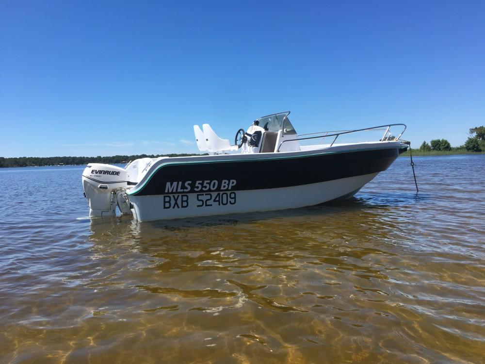 Location bateau Mls 550 BP à Lacanau sur Samboat