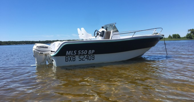 Location yacht à Lacanau - Mls 550 BP sur SamBoat