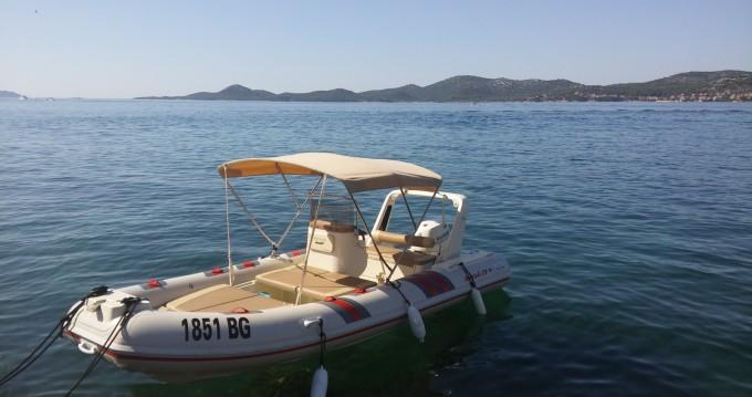 Louez un Barracuda Barracuda 530 à Biograd na Moru