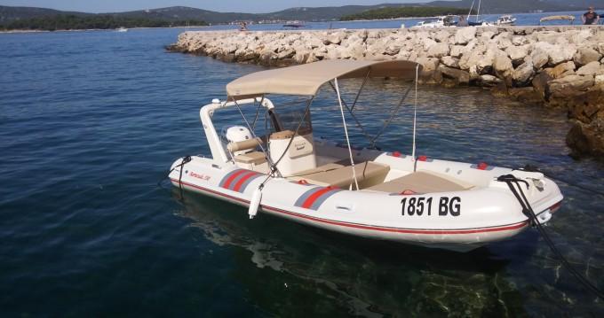 Location bateau Barracuda Barracuda 530 à Biograd na Moru sur Samboat