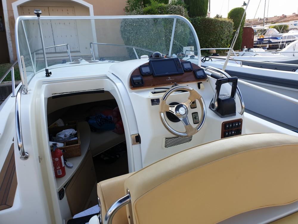 Location yacht à Port Grimaud - Capelli Tempest 900 sur SamBoat