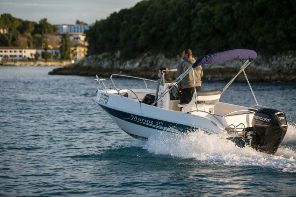 Rental yacht Vrsar - Marine MARINE 19 on SamBoat