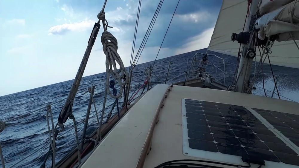 Noleggio barche Nizza economico LANDFALL 39
