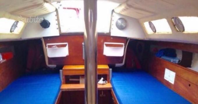 Location bateau Rome pas cher Avventura 703
