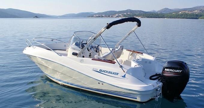 Location yacht à Trogir - Quicksilver Quicksilver 635 Commander sur SamBoat