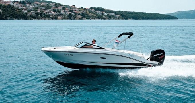 Louez un Sea Ray SPX 210 OB à Trogir