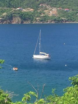 Location bateau Dufour 405 GL à Le Marin sur Samboat