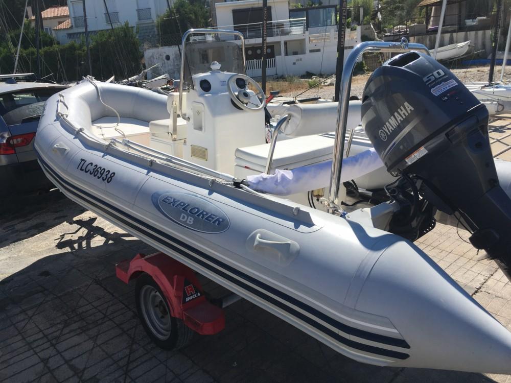 Boat rental Bombard Explorer 500 in La Seyne-sur-Mer on Samboat