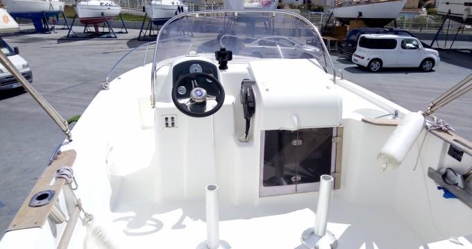 Location Bateau à moteur Cn-Cap-Ferret avec permis