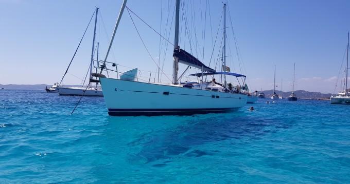 Location Voilier à La Maddalena - Bénéteau Oceanis 473 Clipper