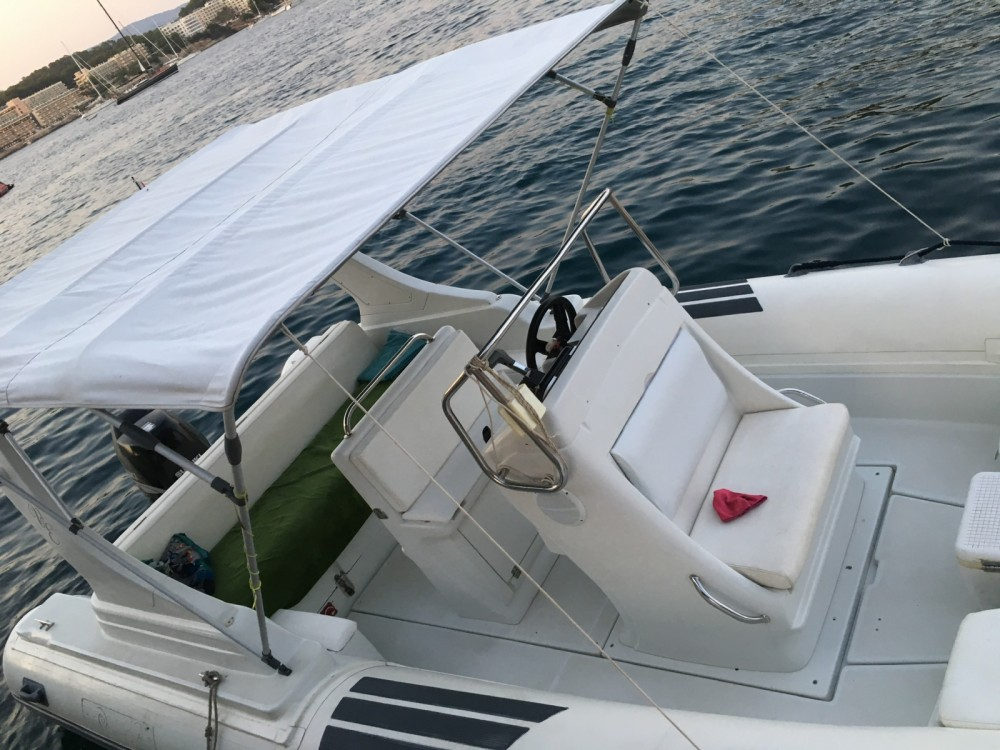 Hire RIB with or without skipper Gruppo Mare Palma