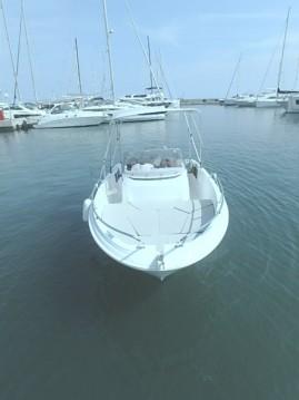 Jeanneau Cap Camarat 5.5 CC Serie 2 entre particuliers et professionnel à Golfe-Juan