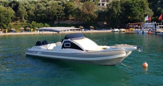 Location yacht à Gouviá - Horizon Bad Boy 36 sur SamBoat