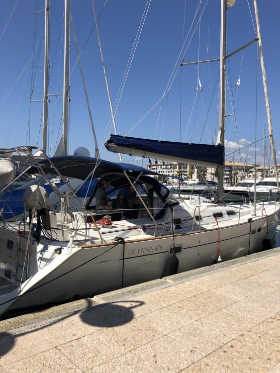 Noleggio yacht Fréjus - Bénéteau Oceanis 473 su SamBoat
