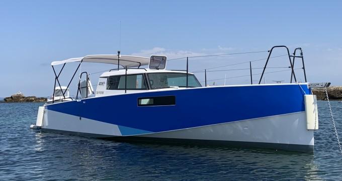 Location bateau Pogo Structures Loxo 32 à Bénodet sur Samboat