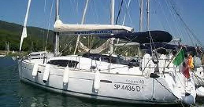 Location Voilier à Punta Ala - Bénéteau Oceanis 40