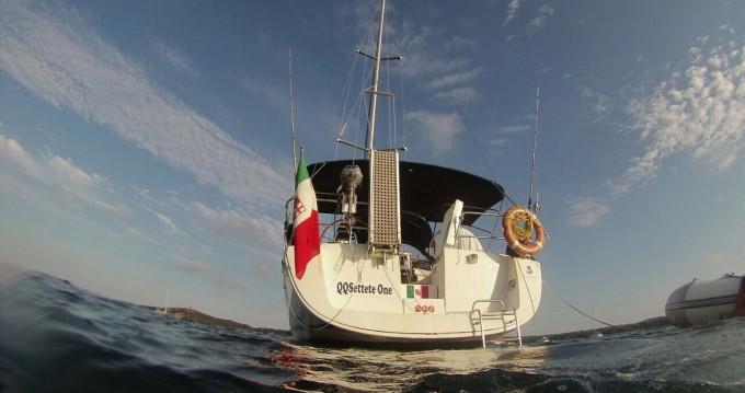 Location yacht à Punta Ala - Bénéteau Oceanis 40 sur SamBoat