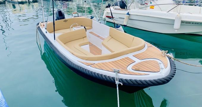 Location bateau Puerto Deportivo Marina Del Este pas cher 500 open