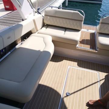 Location bateau Régal Regal 2800 à Mandelieu-la-Napoule sur Samboat