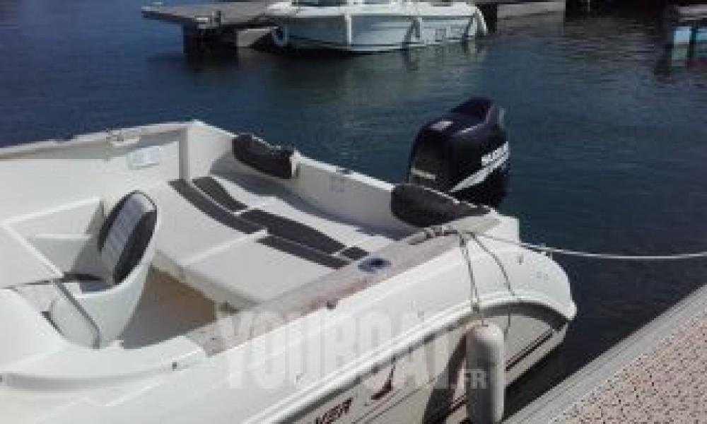 Alquiler Lancha en Sausset-les-Pins - Quicksilver  620 Cruiser